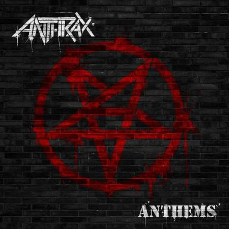 Anthrax - Anthems - promo cover pic!