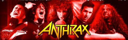 Anthrax - Promo Group Banner - 2013 - #1