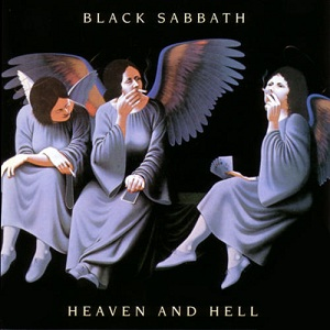 Black Sabbath - Heaven And Hell - promo cover pic!