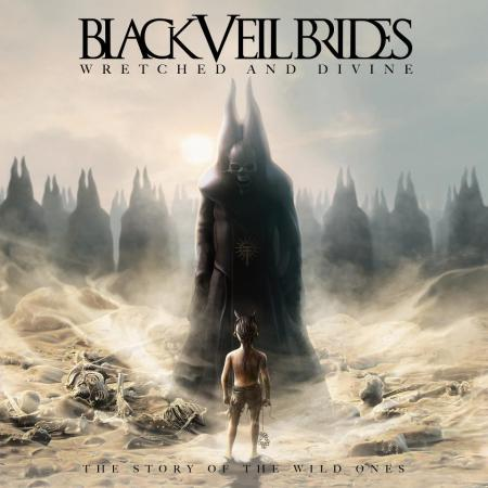 Black Veil Brides - The Story Of The Wild Ones - promo cover pic!