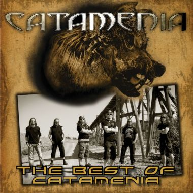 Catamenia - The Best Of Catamenia - promo cover pic!