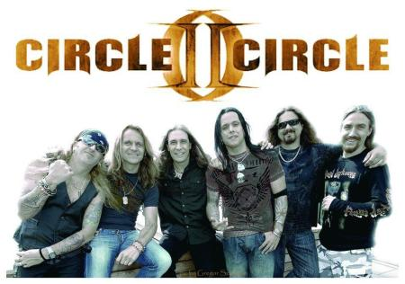 Circle II Circle - promo group pic - 2012 - #1