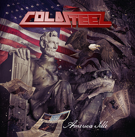 Coldsteel - American Idle - promo cover pic!