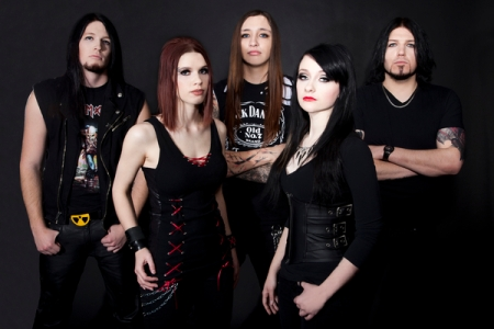 Edge Of Attack - Group Promo Pic! 2013 - #1
