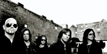 Europe - promo group pic - 2006 - #1