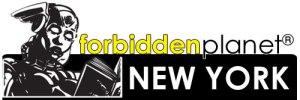 Forbidden Planet - New York - large logo!