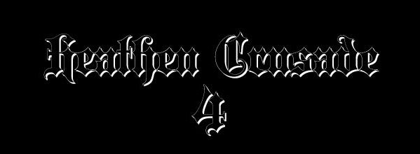Heathen Crusade 4 - 2013 - large logo!