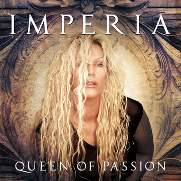 Imperia - Queen Of Passion - promo cover pic!