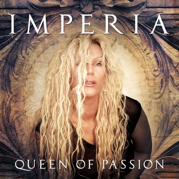 Imperia - Queen Of Passion - promo cover pic!