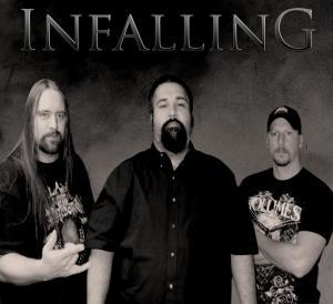 Infalling - Group Promo Pic - Logo - 2012