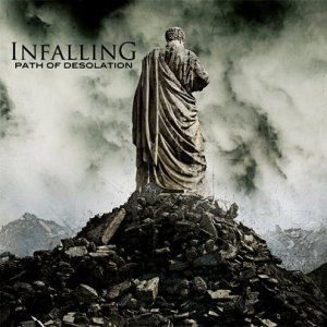 Infalling - Path Of Desolation - promo cover pic!