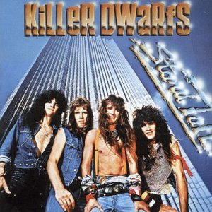 Killer Dwarfs - Stand Tall - promo cover pic!