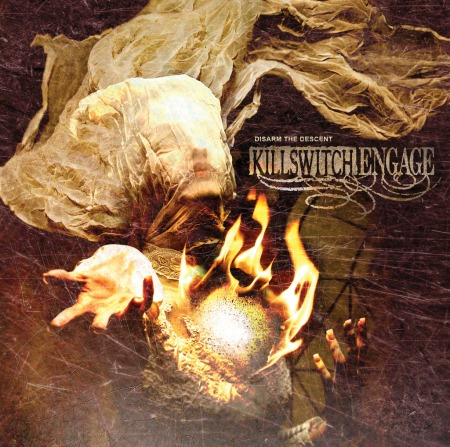 Killswitch Engage - Disarm The Descent - promo cover pic!