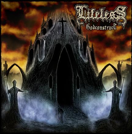 Lifeless - Godconstruct - promo cover pic!