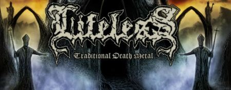 Lifeless - Traditional Death Metal - promo banner