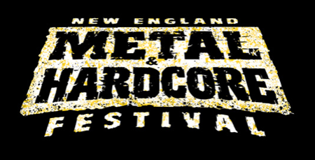 New England Metal & Hardcore Festival - logo!