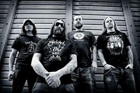 Orange Goblin - promo group pic - 2012 - #5