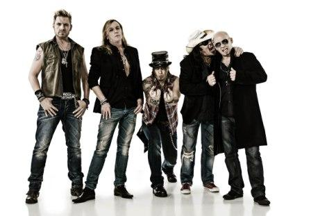 Pretty Maids - Group Promo Pic - 2013 - #1