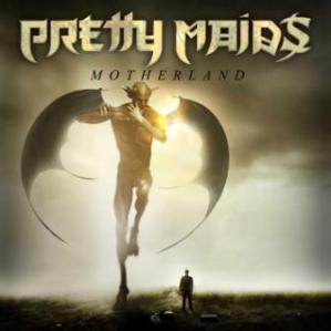 Pretty Maids -Motherland - promo cover pic!