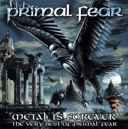 Primal Fear - Metal Is Forever - promo cover pic!!
