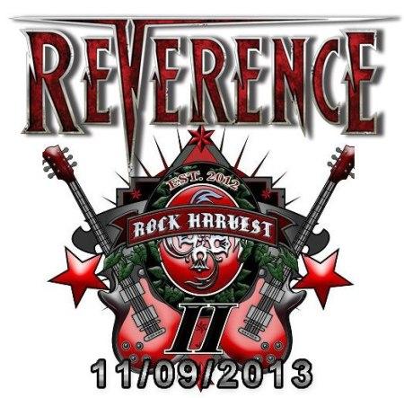 Reverence - Rock Harvest II - promo pic - 2013