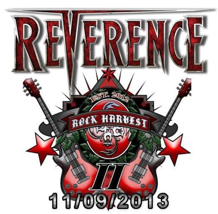 Reverence - Rock Harvest II - promo pic - 2013