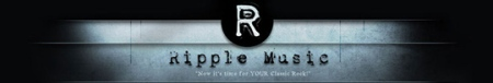 Ripple Music - Logo Header
