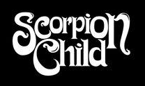 Scorpion Child - Logo Block - B&W