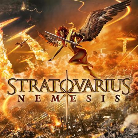 Stratovarius - Nemesis - promo cover pic!