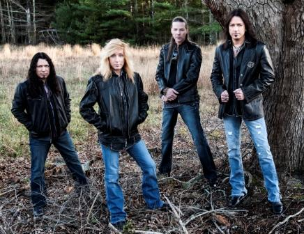 Stryper - Group Promo pic - 2013 - #!