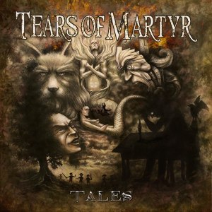 Tears Of Martyr - Tales - promo cover pic!