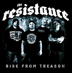 The Resistance - Rise From Treason - EP - promo cover