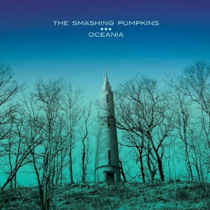 The Smashing Pumpkins - Oceania - promo cover pic!