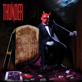 Thunder - Robert Johnson's Tombstone - promo cover pic!