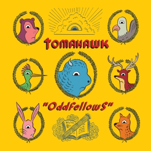 Tomahawk - Oddfellows - promo cover pic!