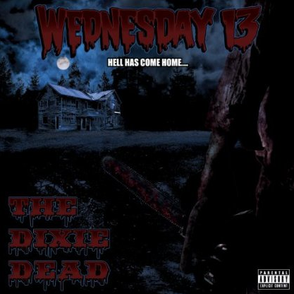 Wednesday 13 - The Dixie Dead - promo cover pic - 2013!