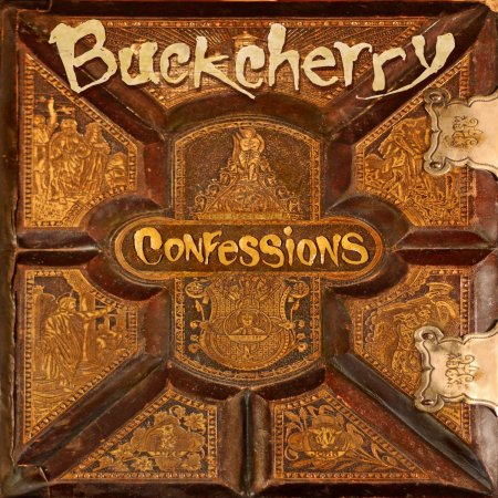 Buckcherry - Confessions - promo - outside cover pic