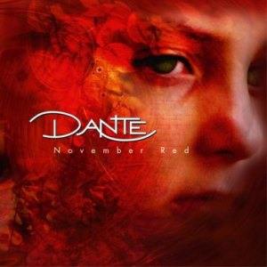 Dante - November Red - promo cover pic