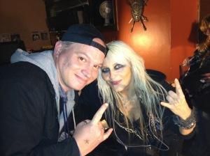 Doro and Stone - Feb. 9 - 2013