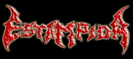 Estampida - Large Logo - Red