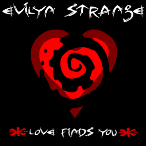 EvilynStrange_LoveFindsYou_Promo Cover
