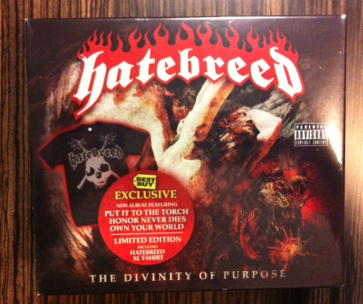 Hatebreed - The Divinity Of Purpose - Front - Box Set - pic