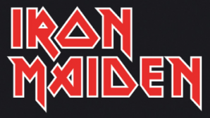 Iron Maiden - Large Classic Logo!