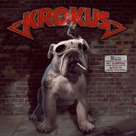 Krokus - Dirty Dynamite - promo cover pic!