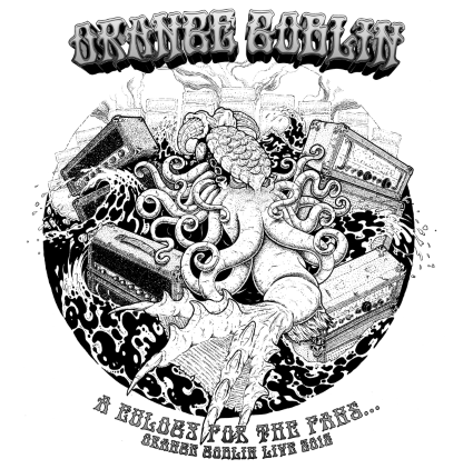 Orange Goblin - A Eulogy For The Fans - promo cover pic