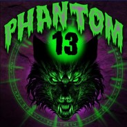 Phantom 13 - promo cover pic - #1