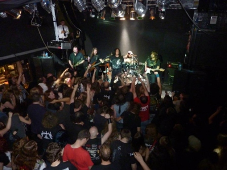 Satan-Live-2012-London - promo pic