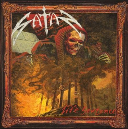 Satan - Life Sentence - promo cover pic - 2013
