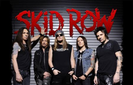 Skid Row - Group Pic - Allen Ross Thomas - 2012 - #2