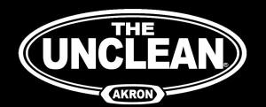 The Unclean - Large Band Logo